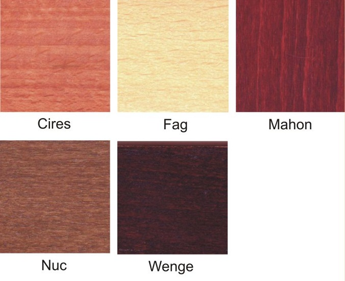 Material scaun lemn