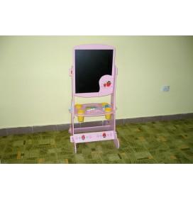 Tablita de Scris Magnetica pentru Copii Strawberry Garden