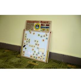 """Tablita de Scris Magnetica cu Numaratoare """"Education Board"""" Marime Mica"""