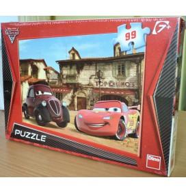 Puzzle WD Cars 2 - Orasul lui Toppolino