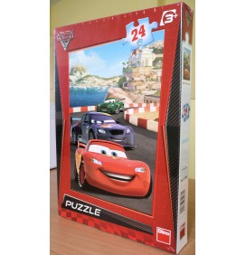 Puzzle Cars 2 - In cursa Fulger