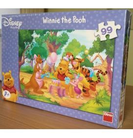 Puzzle Winnie the Pooh - Zi de nastere