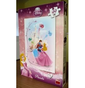 Puzzle WD Princess - Printesa danseaza cu Printul