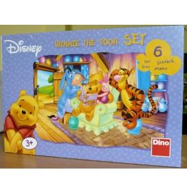 Set 6 Jocuri Winnie the Pooh