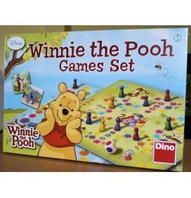 Set 4 jocuri Winnie the Pooh