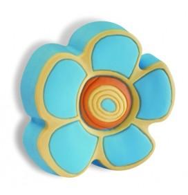 Butoni Mobila Floare Azur