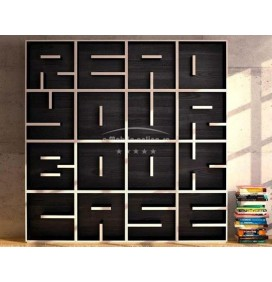 Raft cărți - READ YOUR BOOKCASE