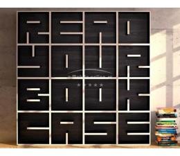 Raft cărți - READ YOUR BOOKCASE
