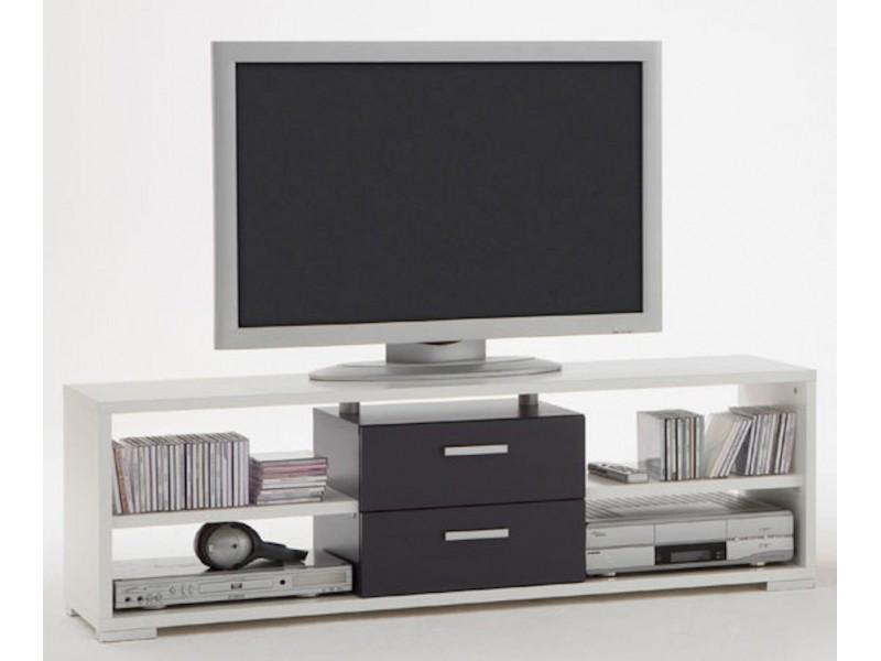 Comoda tv cu 2 sertare e mo 02 for Mobilier tv